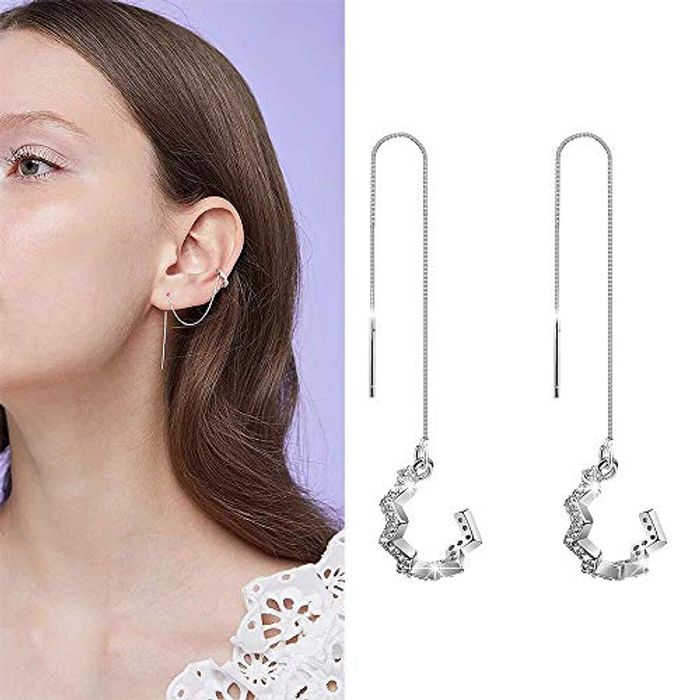 Wrap Tassel Earings at Amazon Only £5.5