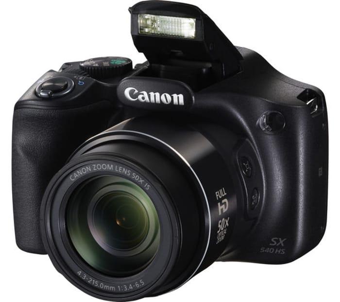 CANON PowerShot SX540 HS Bridge Camera