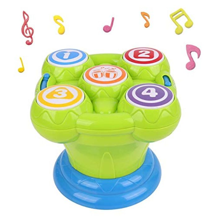 CQueang Baby Drum Sale, Electronic Learning Toys for Kids ...