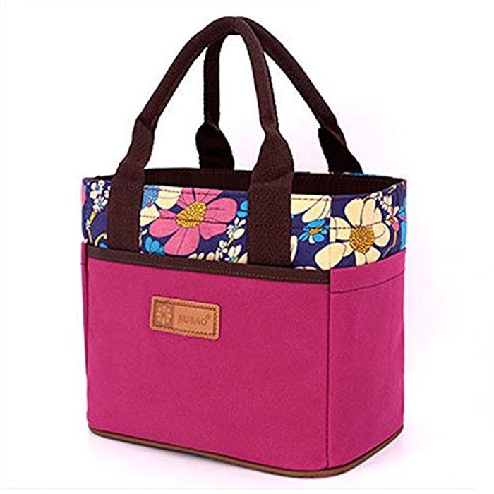 Lunch Bag Sandwich Carry Bag for School Office Tote Lunch