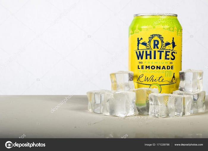 Free R. Whites Lemonade with Harvester