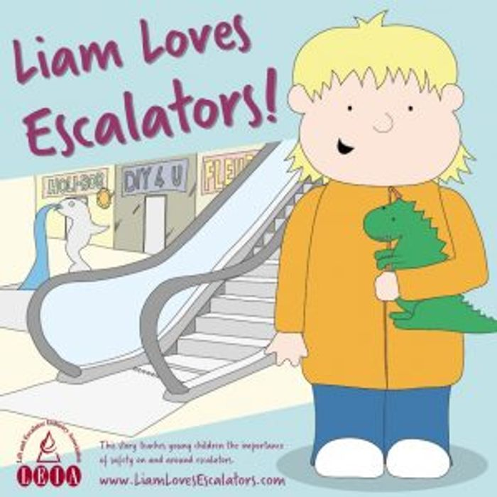 Liam Loves Safety Campaign