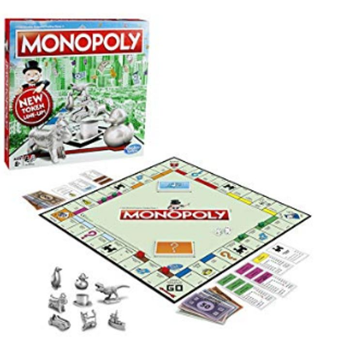 FAB DEAL! £12! MONOPOLY GAME - The Classic London One - SAVE £9.99