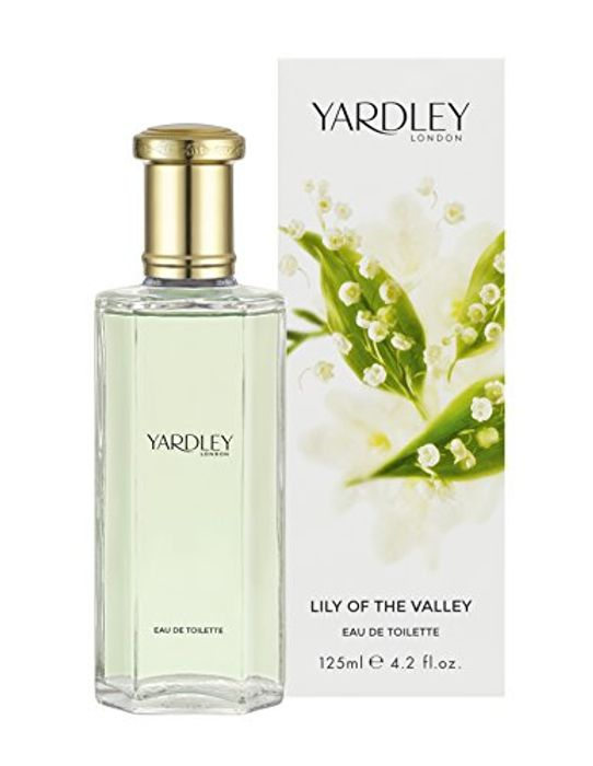 Yardley London Lily of the Valley 125 Ml at Amazon £6.49