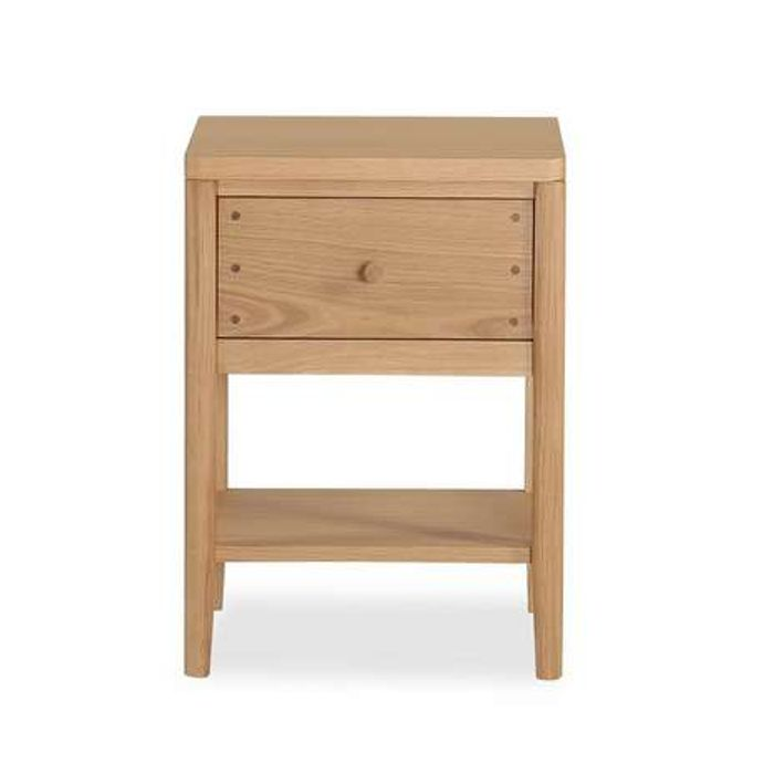 Arne 1 Drawer Nightstand at Dunelm - Save £59.5