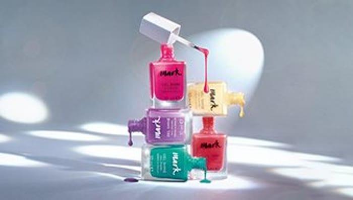 Buy 1 Choose 2 FREE on Mark Gel Shine Nail Enamels/ Top Coat
