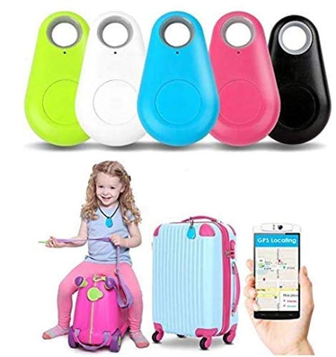 Smart Mini Bluetooth GPS Locator Tag Alarm Finder Tracker