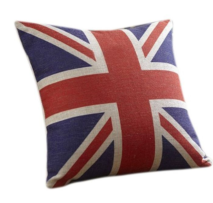 Union Jack Cushion Cover at Amazon Only £2.53