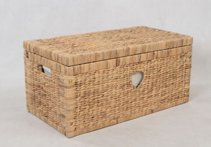 Rectangular Trunk - Natural Only £20