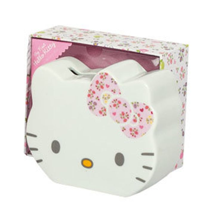 Hello Kitty Ceramic Money Box