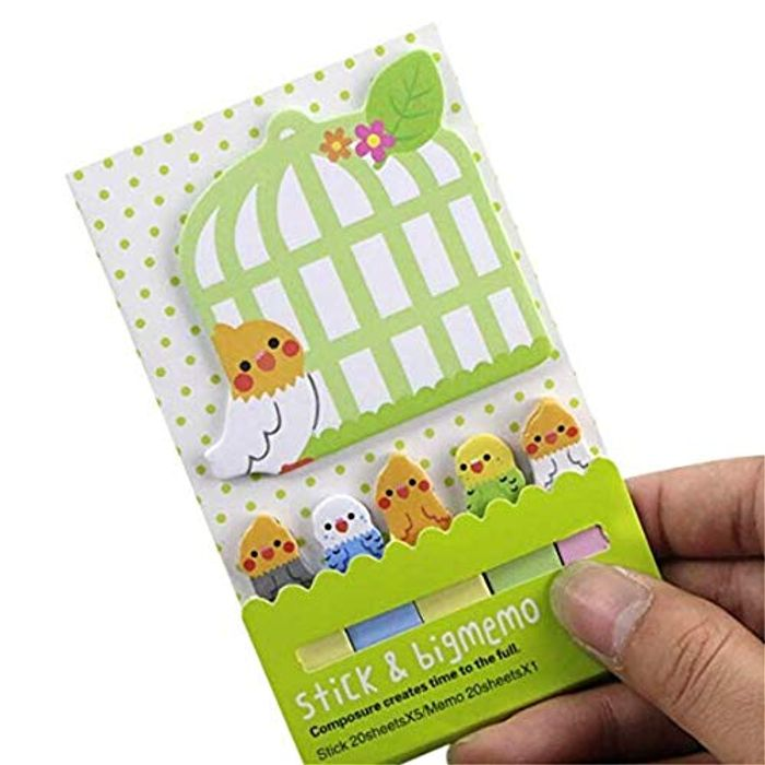 Cute Post-It Notes For 64p Delivered