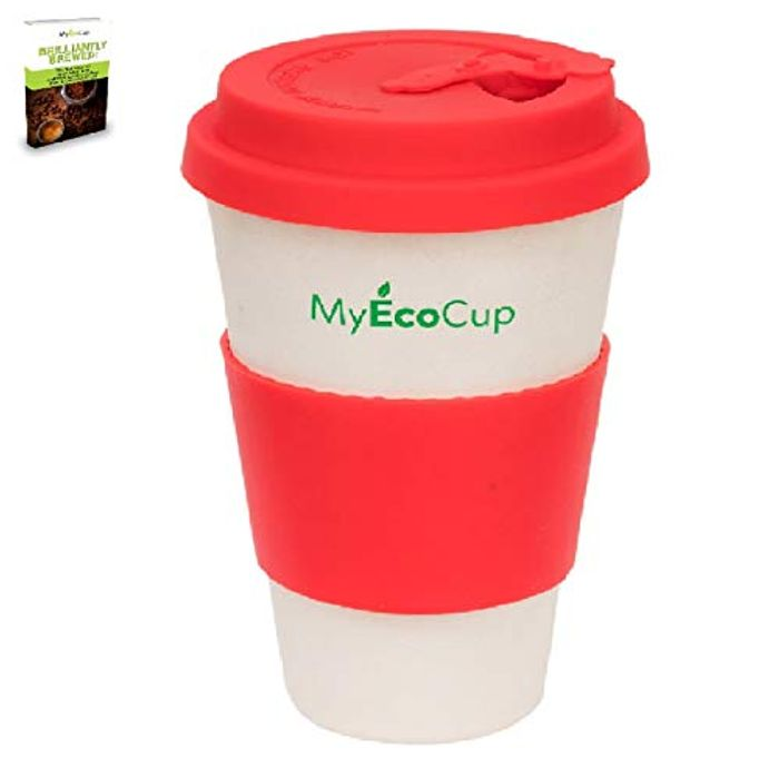 MyEcoCup Bamboo Coffee Cup