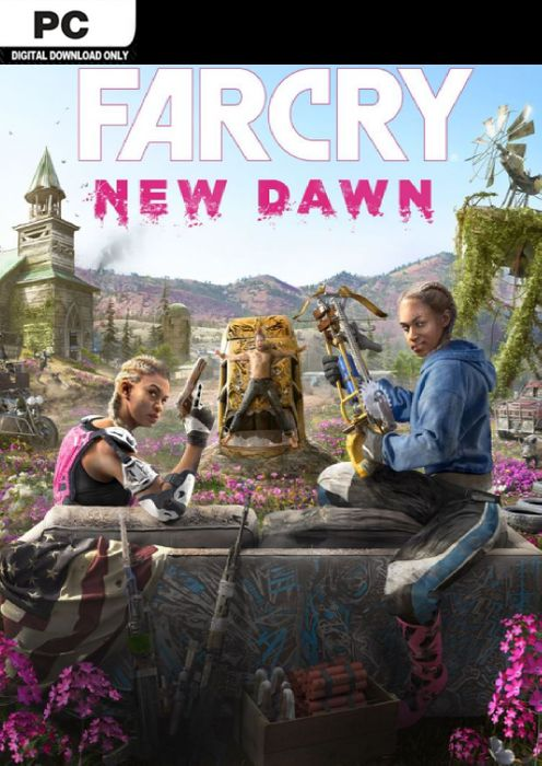 Far Cry New Dawn PC + DLC - Save 47%