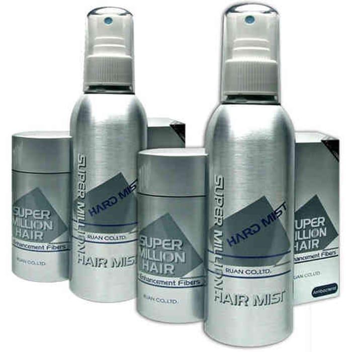 Super Million FREE Hair trial..p&p £1.99