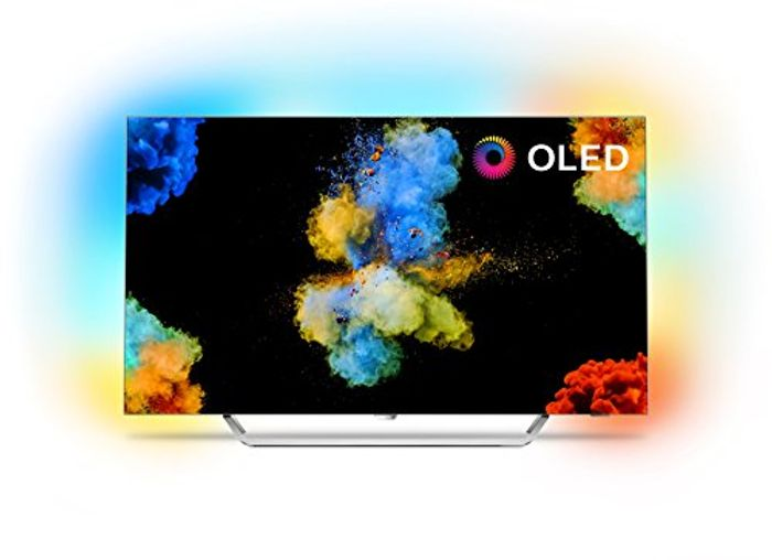 Philips 55POS9002/05 55-Inch 4K Ultra HD OLED TV - Save £100!