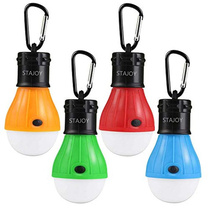 Camping Tent Light Portable Hanging LED Lamp,Emergency Light - HALF PRICE!