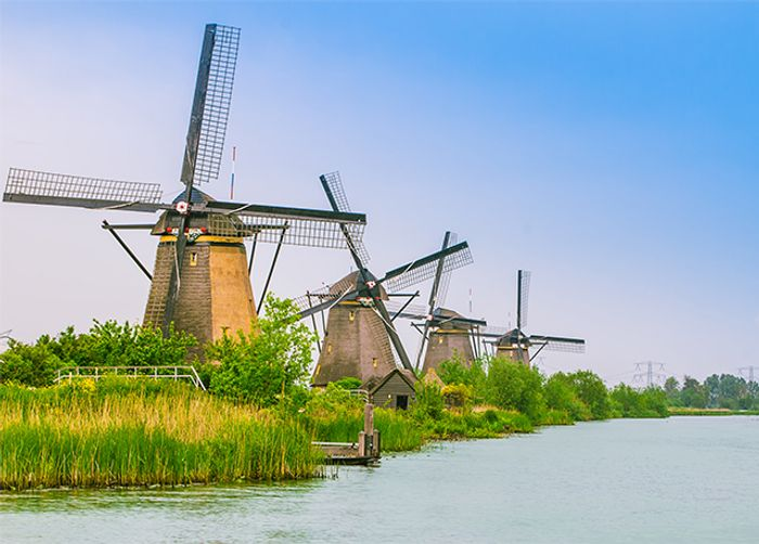 An All-Inclusive Rhine River Cruise Exploring Germany and the Netherlands