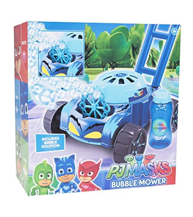Bubble Machine Lawn Mower - Save 33%