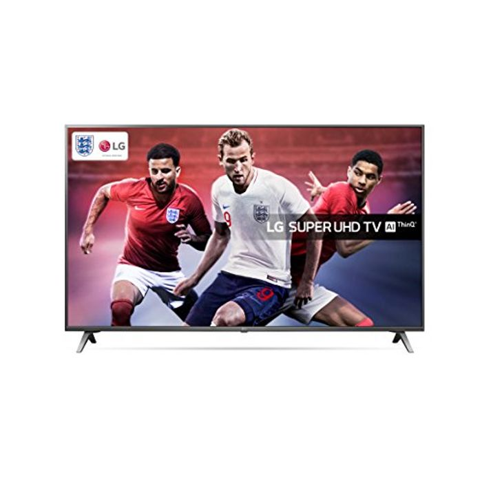 LG 55SK8000PLB 55-Inch Super UHD 4K HDR Premium Smart LED TV - 60% Off