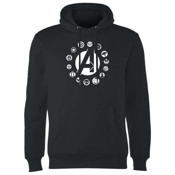 GLITCH - 2 X Avengers Hoodies for 99p!