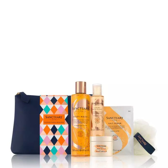 Sanctuary Spa Ultimate Travel Selection Gift Set
