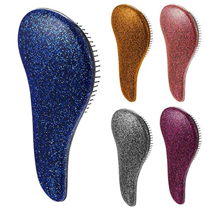 Collect an 80% off Voucher for This Detangling Brush!