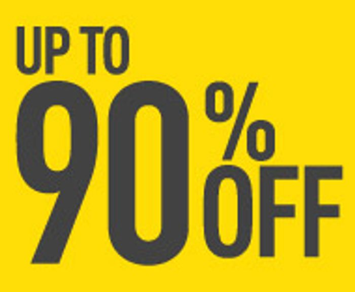 Sports Direct up to 90% off