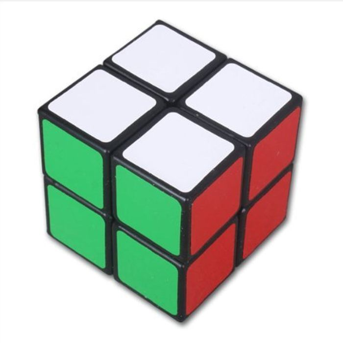 FURTHER REDUCED, 2times2 Cube!! AWESOME