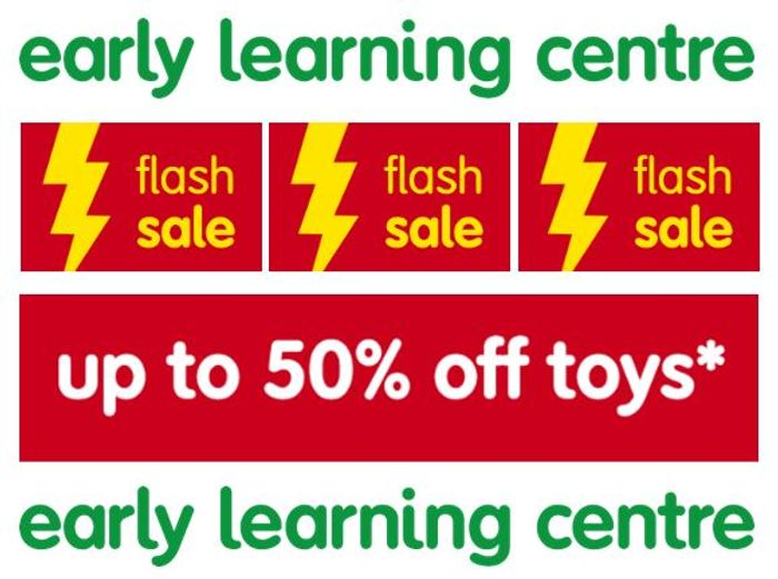 Going Cheap - TOYS at ELC - Half Price Deals!
