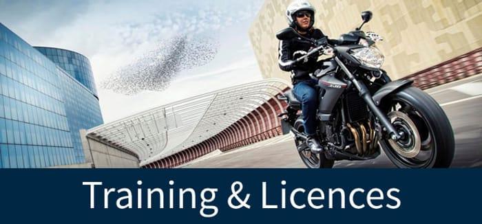 FREE Motorbike Lessons