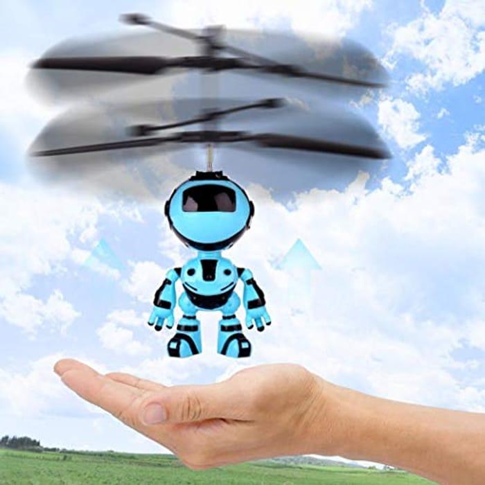 Mini Infrared Sensing Lighting Flying Toy - Save 60%!