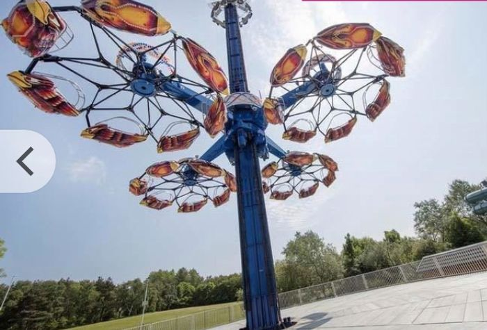 Unlimited' Rides Wristband at M&Ds Theme Park - Family Option!