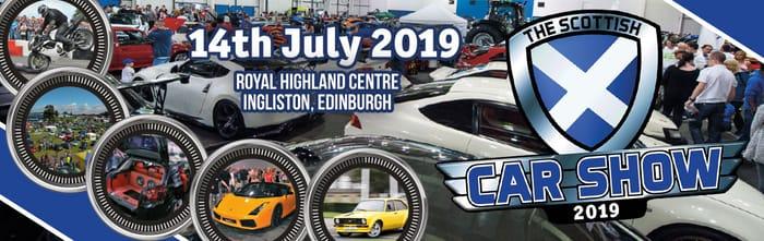 Early Bird Deal Scottish Motor Show