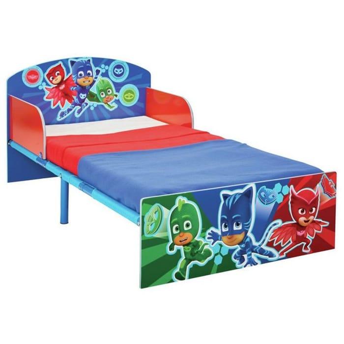 PJ Masks Toddler Bed