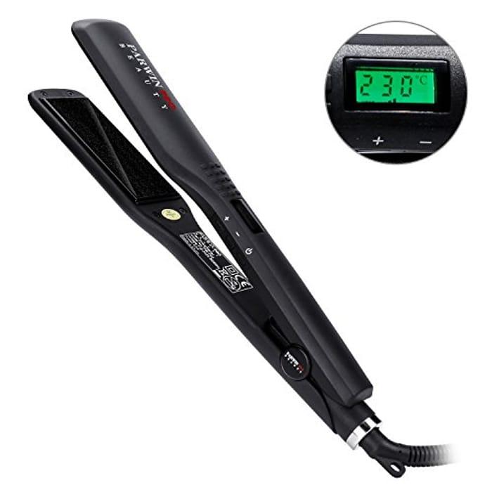 PARWIN PRO 38mm (1.5 Inch) Tourmaline Ceramic Hair Straightener