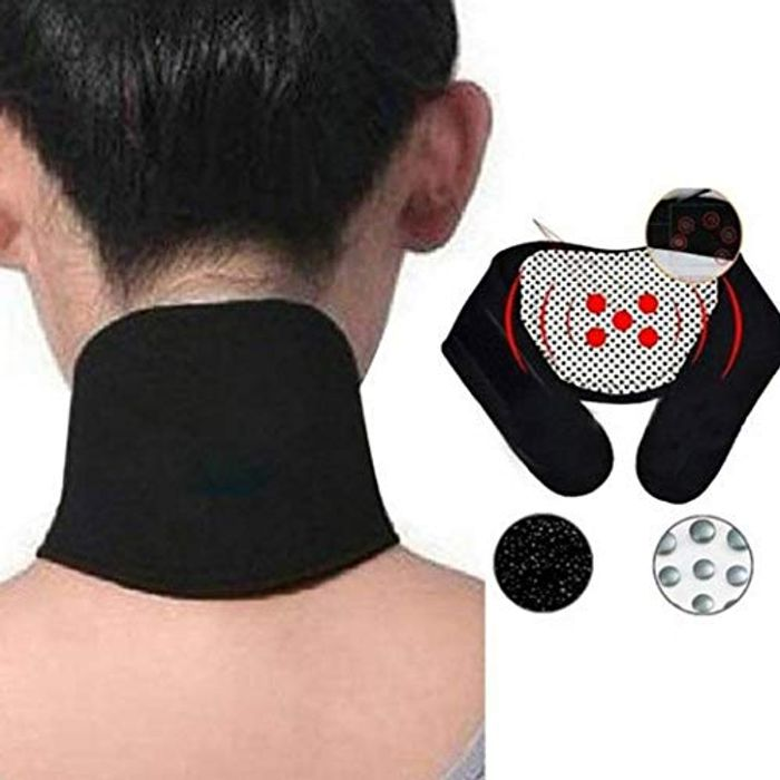 80% off Self Heating Neck Support Strap
