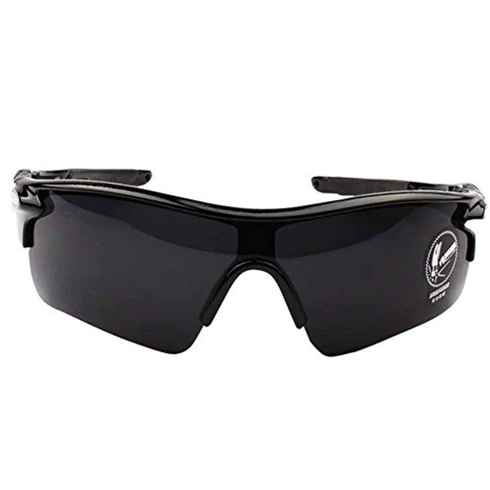 Men Sunglasses Sports Style Flexible Frame Glasses UV400