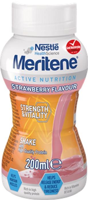 Meritene Strength and Vitality Shakes