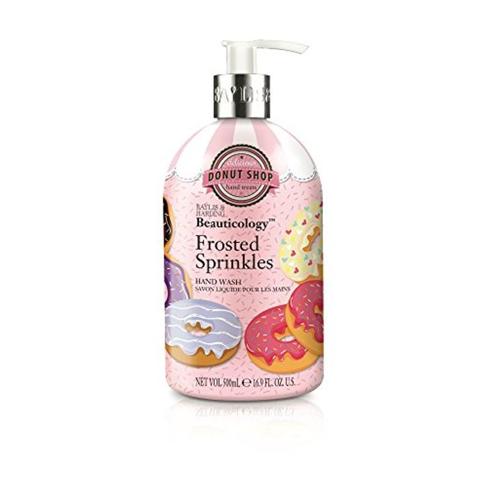 Amazon Pantry Baylis & Harding Beauticology Donut Frosted Sprinkles Hand Wash