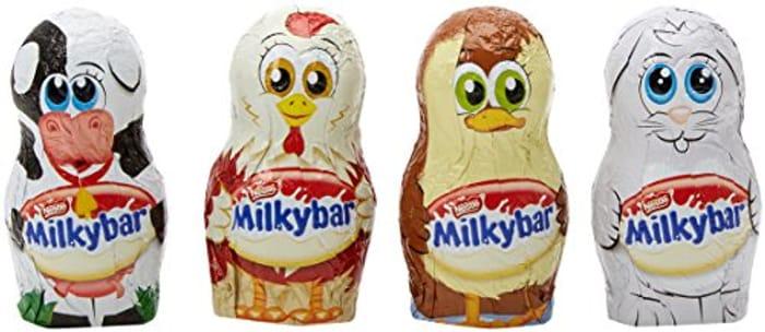 Nestl Milkybar Farmyard Impulse Friends, 19.5 G (Pack of 24)