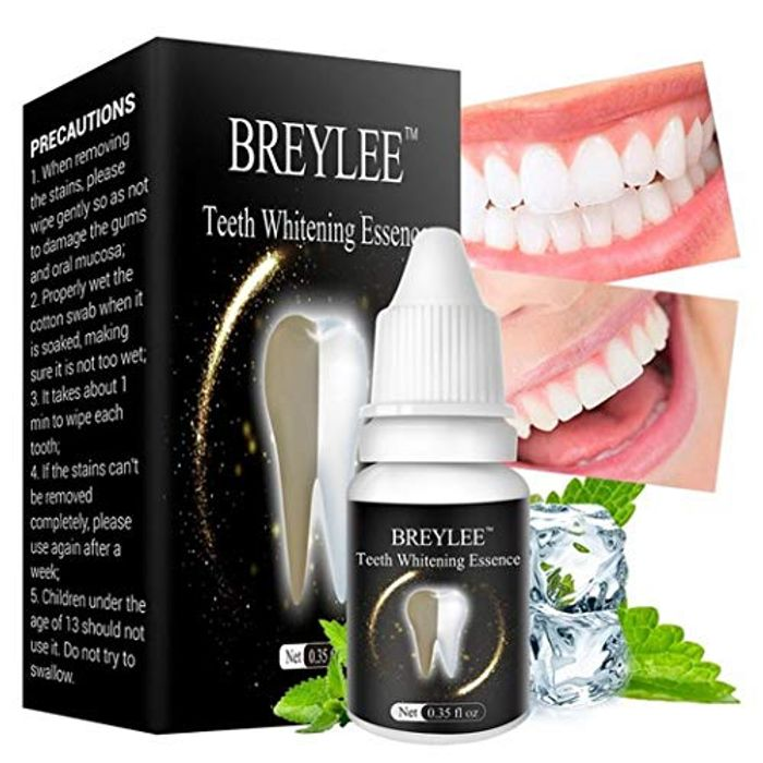 Teeth Whitening Essence Plaque Stains Remover Oral Hygiene Cleaning Dental Care