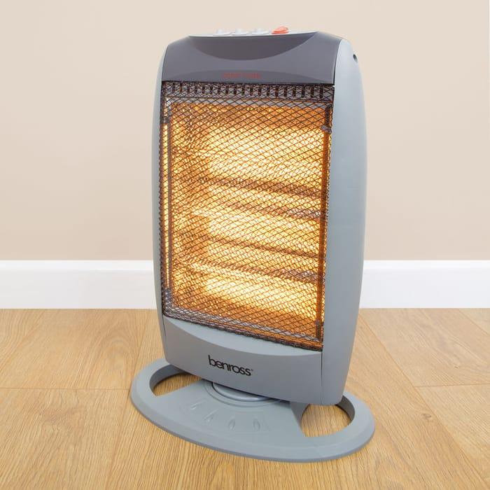 1200w Halogen Heater