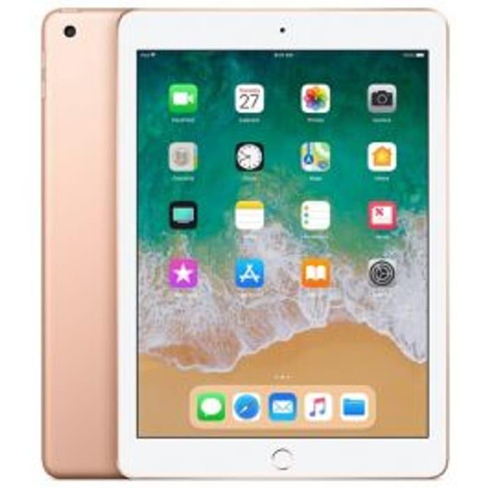 Apple iPad 2018 Wi-Fi 32GB MRJN2 - Gold - 27% Off!