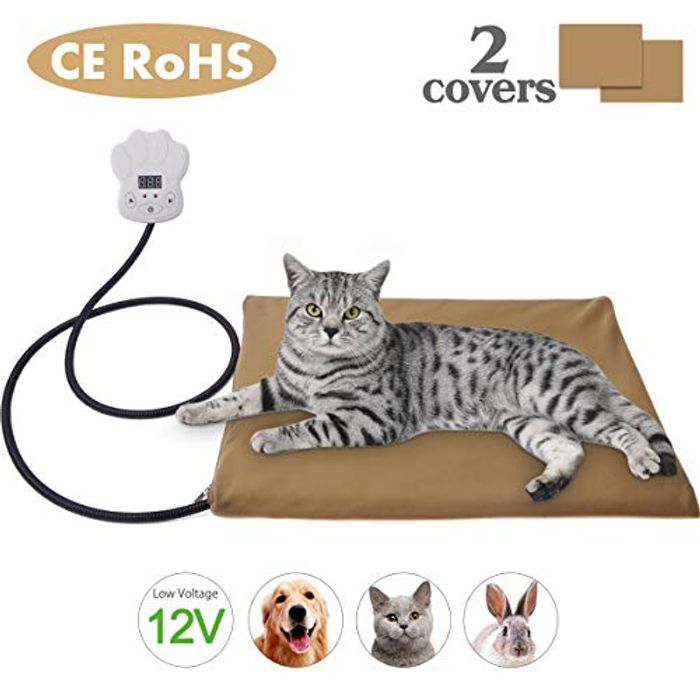 Low Voltage Pet Heating Pad