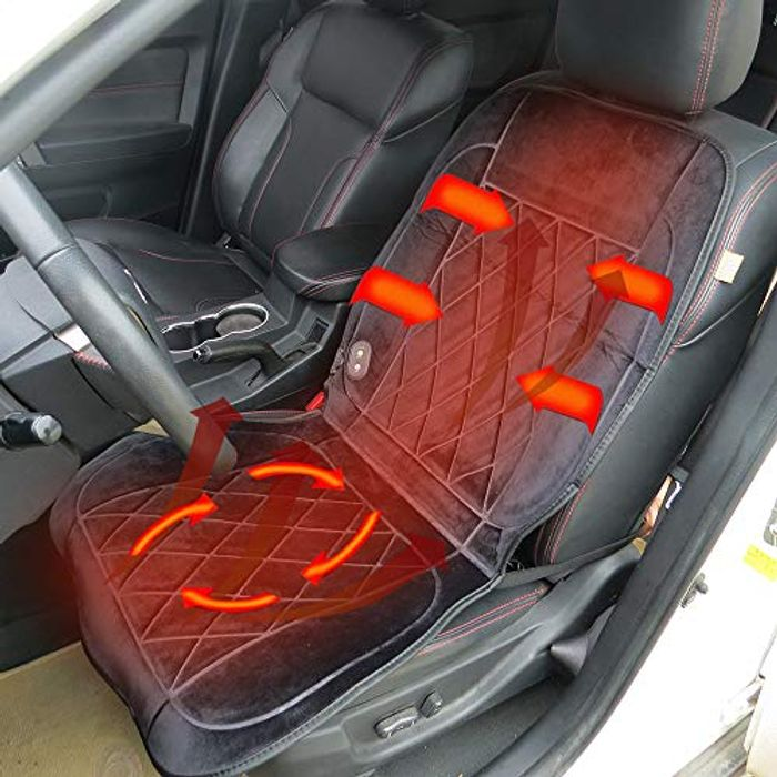 Universal Car Seat Heater - £12.50 from Amazon!