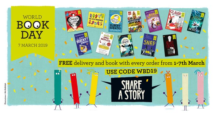 Free Book and Free Postage