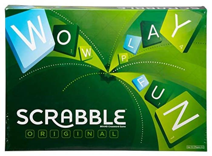 Scrabble Orginal Board Game - 23% Off!