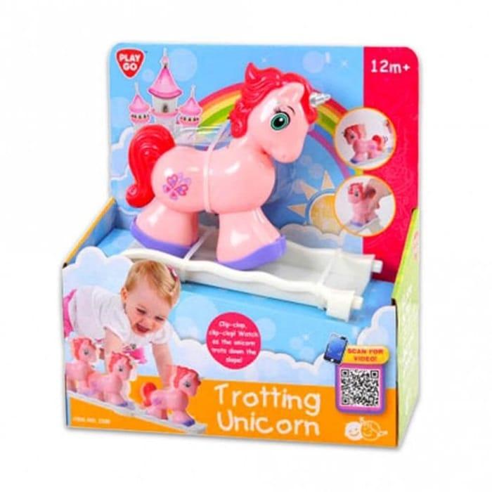 Playgo Trotting Unicorn - Save £2!