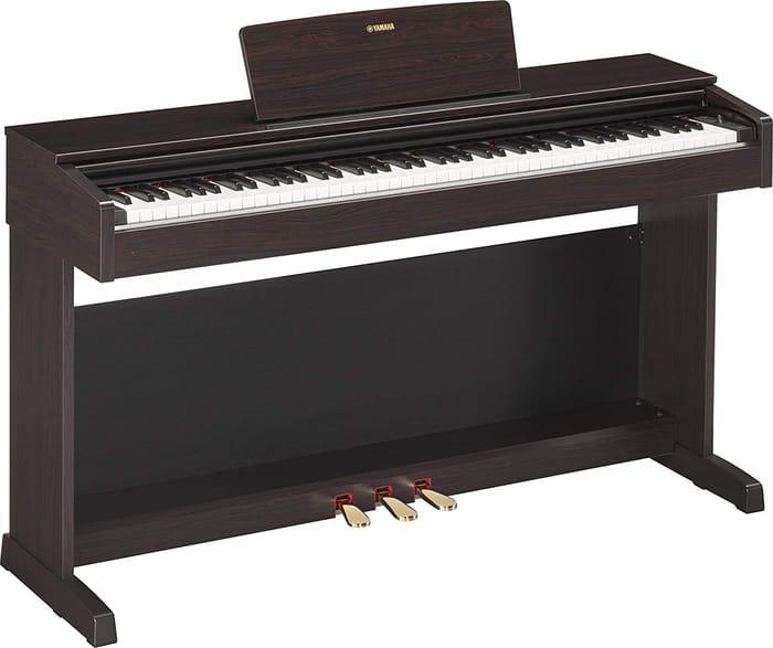 Yamaha Digital Piano in Dark Rosewood Finish