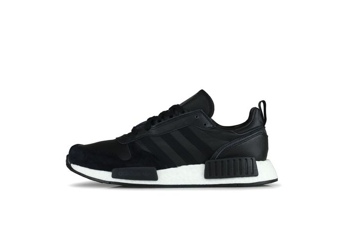 Adidas Rising Star X R1 - White & Triple Black - 60% Off!